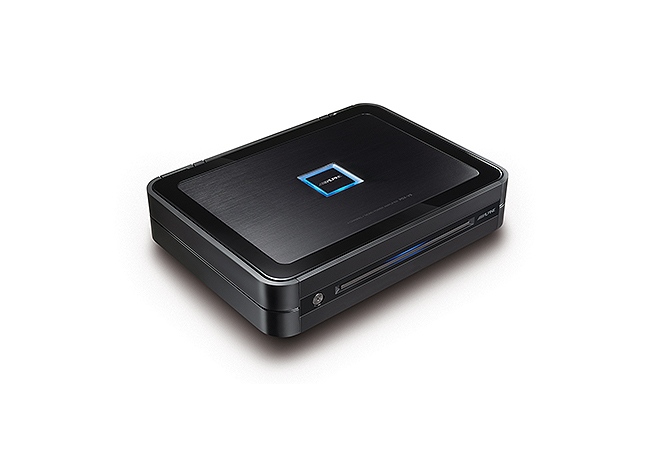 5 channel power density digital amplifier