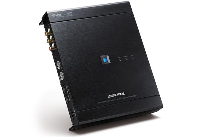 Alpine | PXA-H800