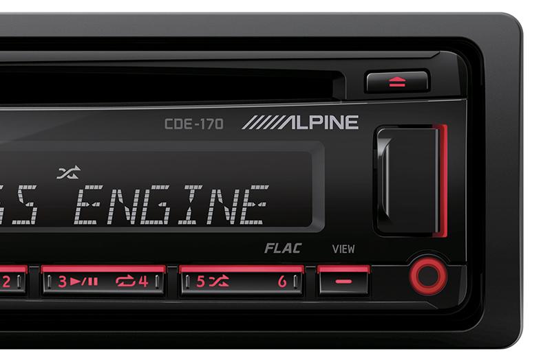 Elektronikzubehr Radiofernbedienungen ALPINE IR Fernbedienung ...